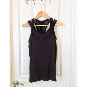 Black Lululemon Shirt
